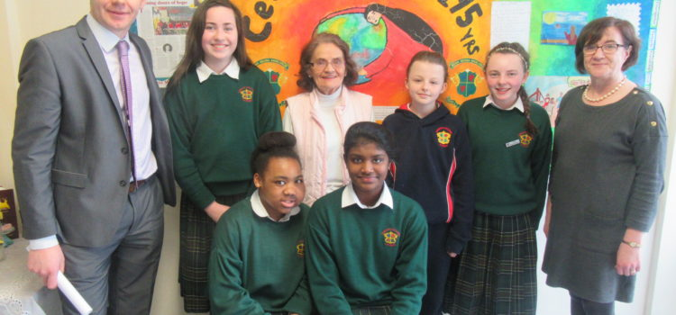 Welcome Triona Barrett, Loreto Education Officer