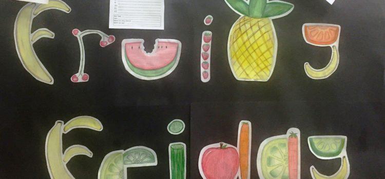 Fruity Friday, 24 November