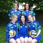 Volleyball at Loreto College Swords