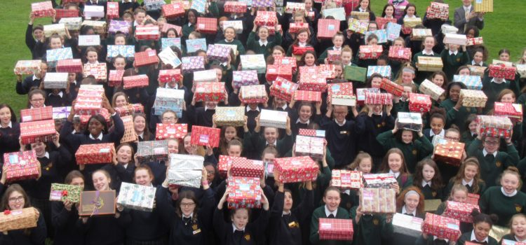 Shoe Box Appeal