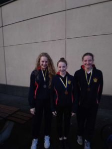 Winners at the Loreto Swimming Gala 2017