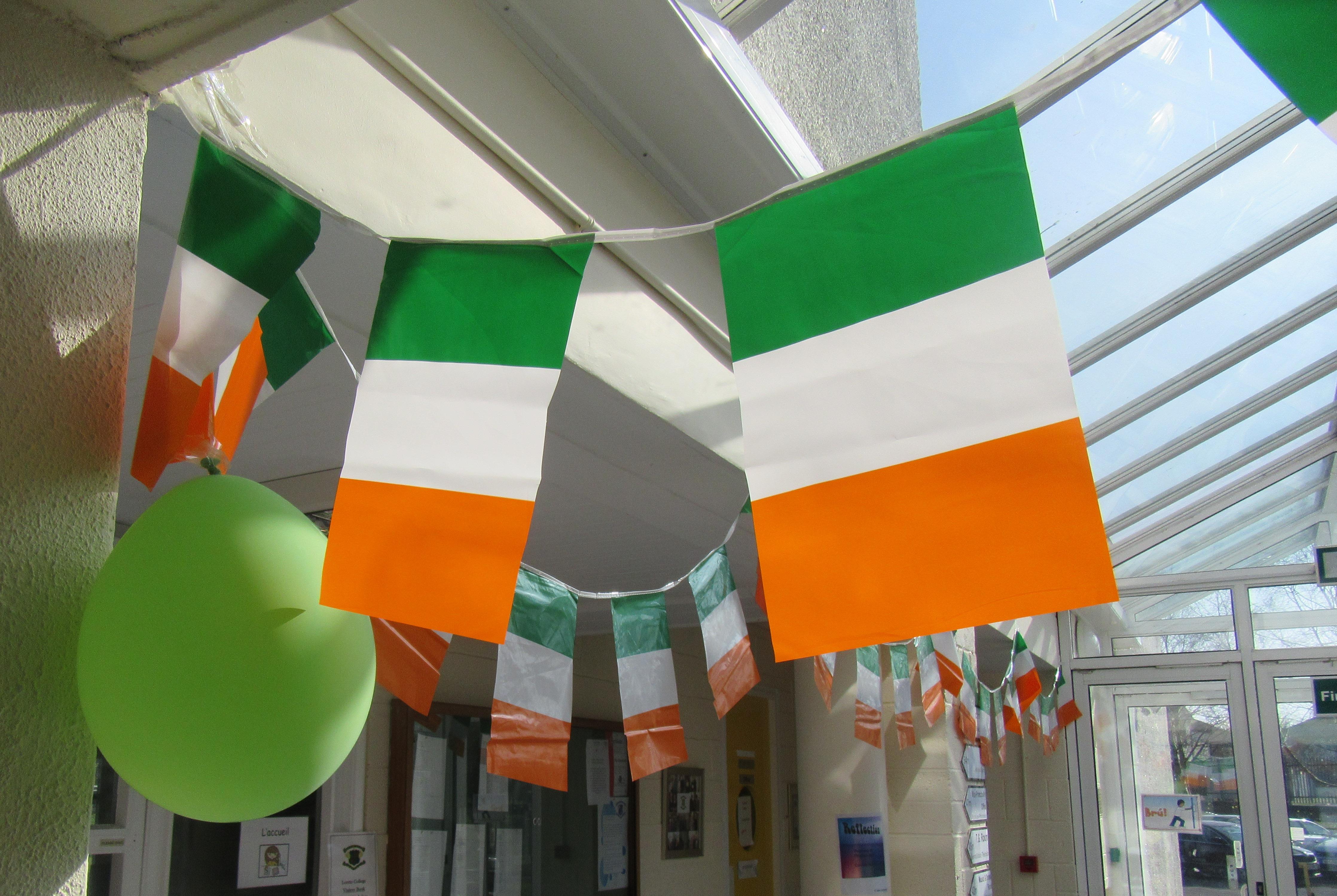 Seachtain na Gaeilge – You tube Video