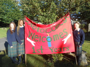 Loreto College Welcome First Years