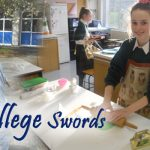 Loreto College Swords