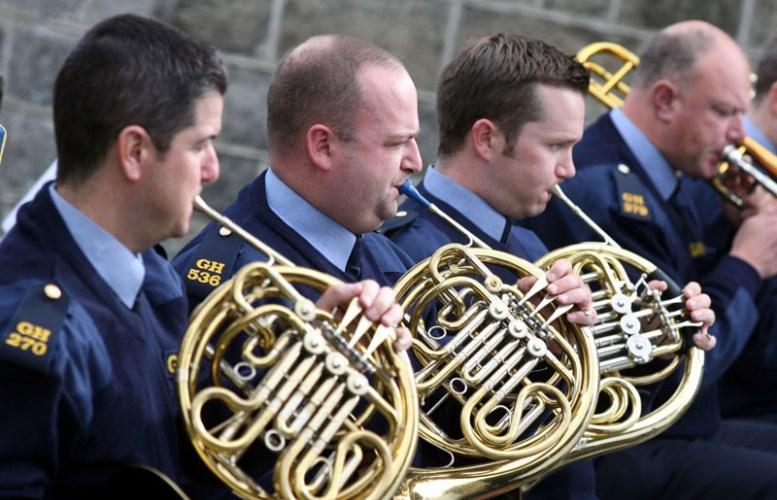 Members of the Garda Band