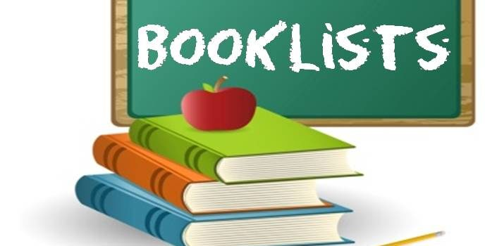 Booklists 2018/2019