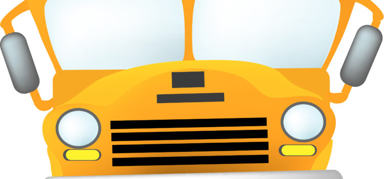 New School Bus Operating from 12 February 2019