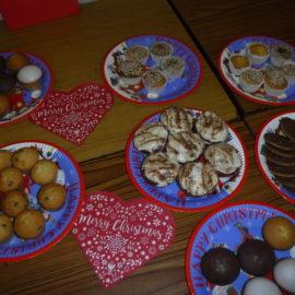 Annual Christmas Senior Citizens Party