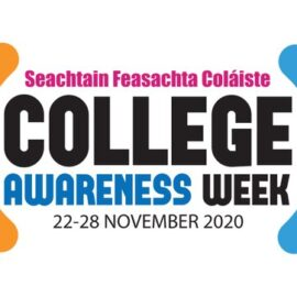 College Awareness Week 23 to 27 Nov 2020